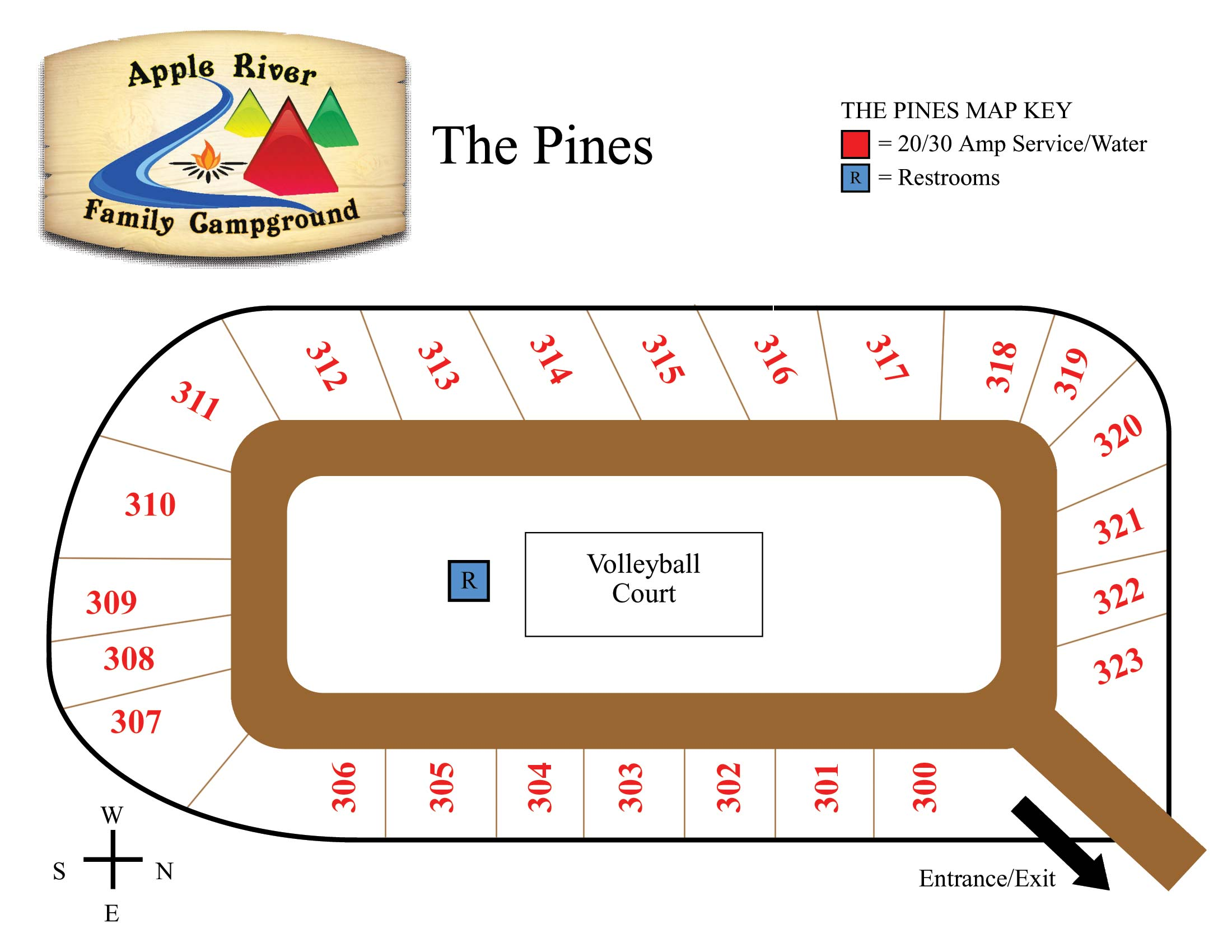 the-pines-map